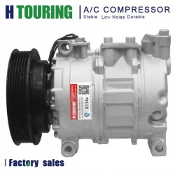 7SBU16C AC Compressor For LANCIA THESIS ALFA ROMEO156 166 for FIAT MAREA Weekend 2.4L 447220-8153 09C00263 4472208153 810866045