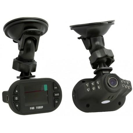 กล้องติดรถยนต์ ขนาดเล็กกระทัดรัด ความละเอียด 1080P