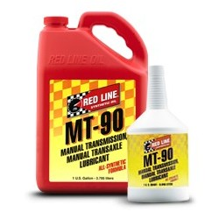 MT-90 (75W90 GL-4) Red Line Manual Transmission Fluids  1 quart
