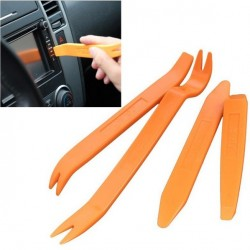 4pcs Car Pry Repair and Removal Tool Set