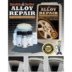 Alloy Wheel & Rim Scuffs and Scrapes Repair Kit