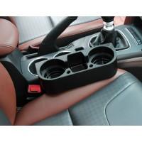 Front Seat Mount Cup Holder for Alfa Romeo Mito 147 156 159 166 Giulietta Spider GT Alfetta