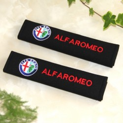 Seat belts cover Alfa Romeo
