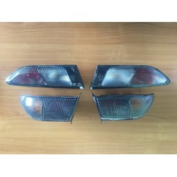Full Set Novitec Alfa Romeo 156  Smoked Tail Light