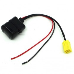 Bluetooth Module for Alfa Romeo Fiat Lancia Radio Stereo AUX Cable