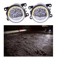 Angel Eye LED DRL Fog Light 9cm Diameter